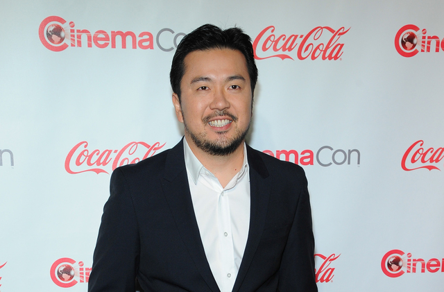 Justin Lin arrives at the Cinemacon Big Screen Awards red carpet and receives Director of the Year Award at Caesars Palace in Las Vegas, April 18, 2013. (Al Powers/Powers Imagery/Invision/AP)