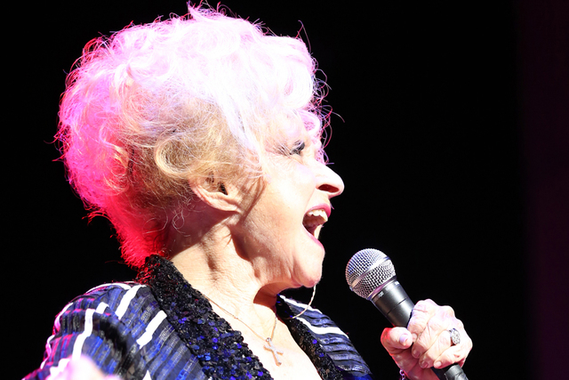 Singer Brenda Lee is due at the Golden Nugget on Friday, marking 60 years since she first played Las Vegas. (Photo by Laura Roberts/Invision/AP)