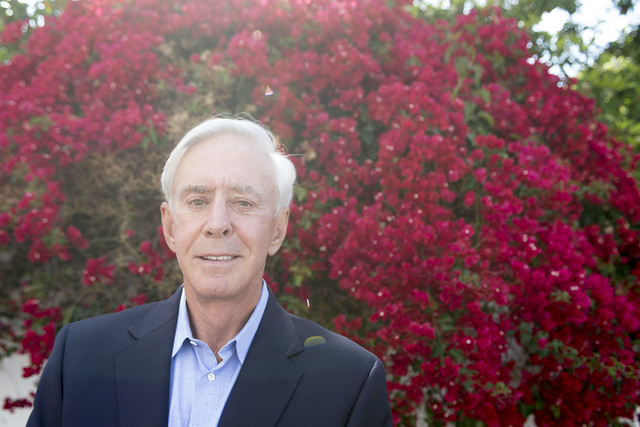 Bill Walters pictured in Carlsbad, Calif., on May 26, 2016. Walters was indicted on insider trading charges last week. Bridget Bennett/Las Vegas Review-Journal