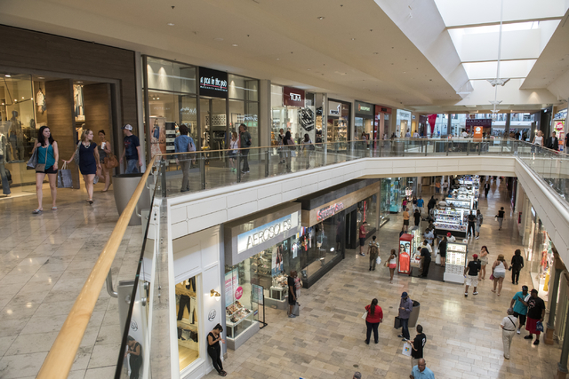 Fashion Show mall ignited retail explosion in Las Vegas