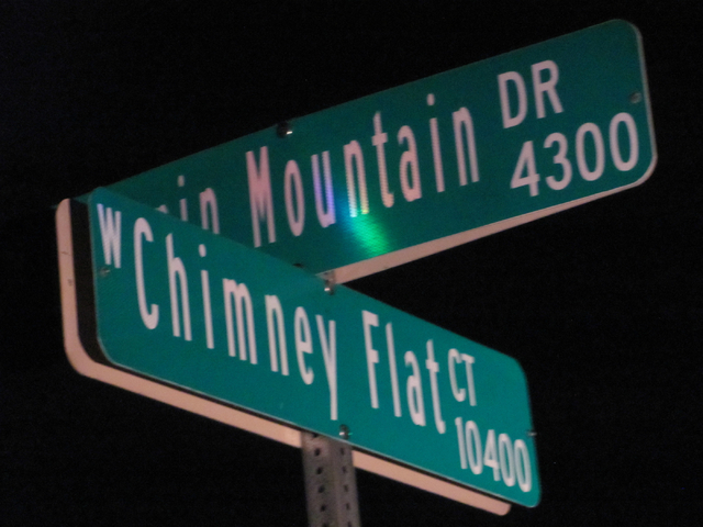 A neighborhood just west of Lone Mountain in the northwest valley was the site of an incident that resulted in a 2 1/2-year-old child being taken to the hospital on Thursday, May 19, 2016. Police  ...