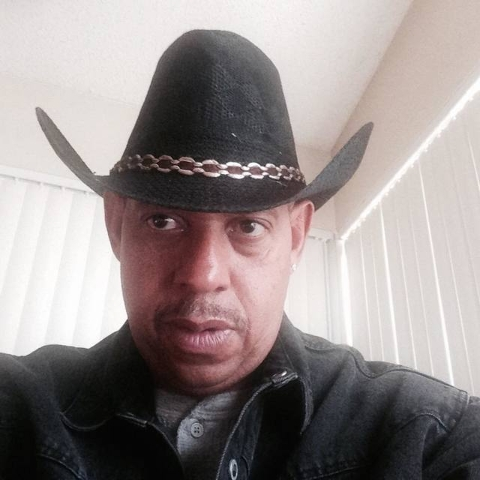 Clay Stampley Sr. of North Las Vegas was killed Saturday, May 7, 2016, in a hit-and-run crash at West Cheyenne Avenue and Simmons Street. (GoFundMe)