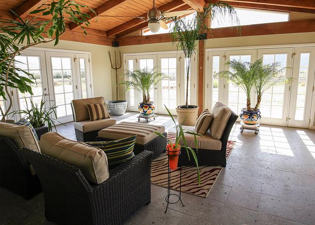 "The Bonnie Springs home has a ""plant room."" (ELKE COTE/MILLIONS)"