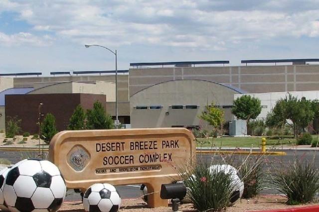 Desert Breeze Park (Google Street View)