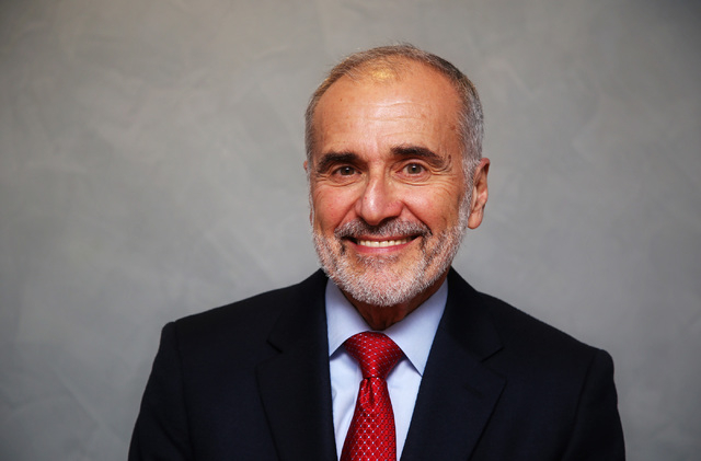 The state's higher education board has picked oceanographer Bob Gagosian to lead Nevada's Desert Research Institute. (Photo/Desert Research Institute)