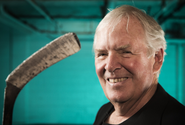 Investor Bill Foley stands for a photo at the Las Vegas Review-Journal, 1111 W. Bonanza Road, on Thursday, March 19, 2015. (Jeff Scheid/Las Vegas Review-Journal)