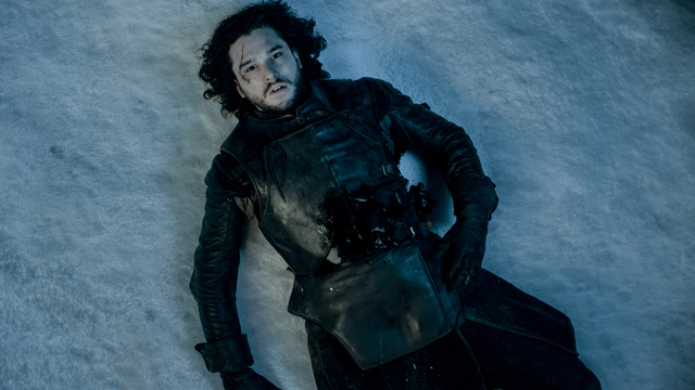 "Kit Harington stars as Jon Snow in ""Game of Thrones."" (HBO)"
