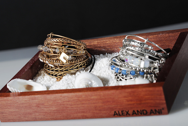 And while stacking a dozen bangles on your arm and wearing more rings than you have fingers are no longer considered fashion faux pas, there is a definite art form to the stackable trend. (PHOTOGR ...