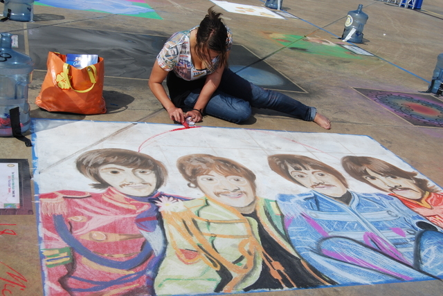 The Art Festival of Henderson is planned for May 7 and 8 at the Henderson Events Plaza, 200 S. Water St. View file photo