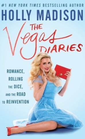 """Author, model, TV personality and former Playboy bunny Holly Madison will sign copies of her book """"The Vegas Diaries: Romance, Rolling the Dice, and the Road to Reinvention"""" on May 20 at Barne ..."""