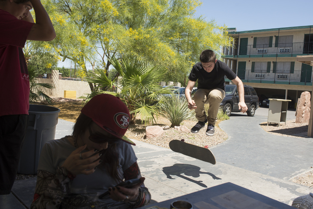 las vegas youth homeless center    expanded location las vegas review journal