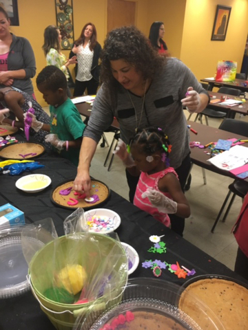 For the second year, Smith's Women's Edge team invited children from the Shade Tree to shop for free Mother's Day gifts at a local Smith's store. Smith's set up activity stations for the children, ...