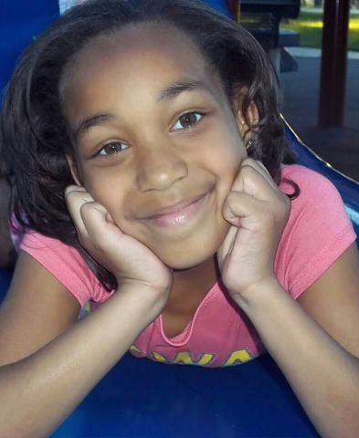 Jazmyne White, 10, of Henderson has been chosen as a state finalist in the National Miss Nevada Pageant for ages 7 to 10 to be held July 14-15 at the JW Marriott, 221 N. Rampart Blvd. Special to View