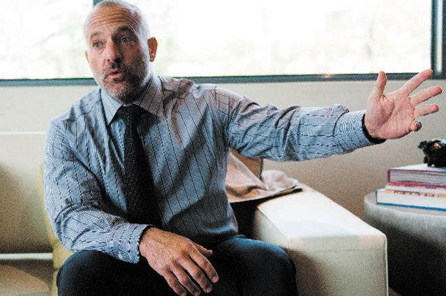 Lorenzo Fertitta, CEO of Ultimate Fighting Championship (Erik Verduzco/Las Vegas Review-Journal file)