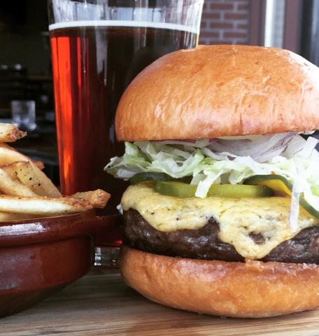 Glutton Burger (Courtesy Glutton)