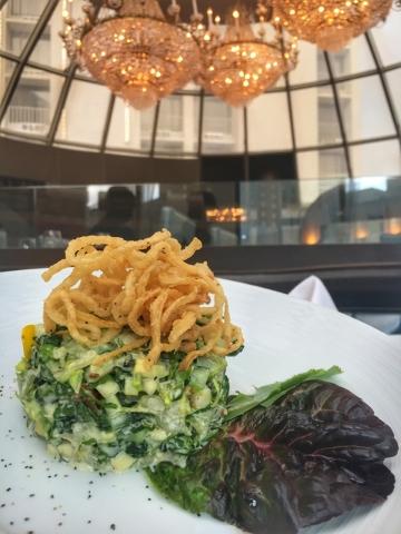 Oscar's Chopped Salad (Oscar's Beef, Booze and Broads)