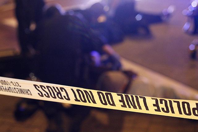 Crime scene (Thinkstock)