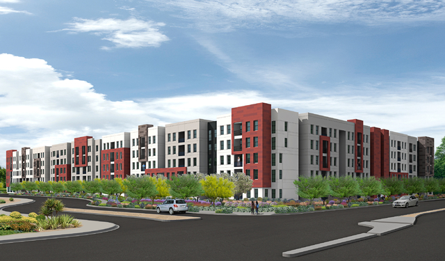 UNLV has partnered with local real estate developer The Midby Cos. to build a dormitory-style housing project on the north side of UNLVճ main campus. Dubbed U District, the development aims  ...