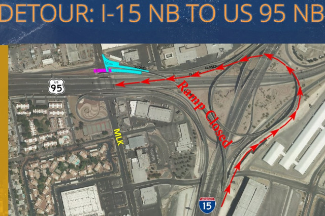 Brace Yourself Delays And Backups Due To Project Neon Work Are - Dynamic us map flyover