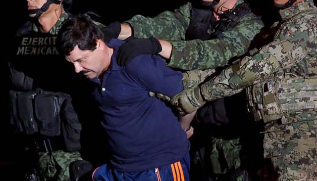 "Joaquin ""EL Chapo"" Guzman | Archivo"