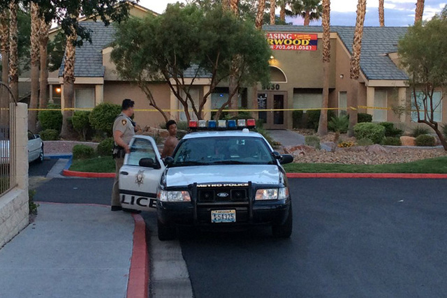 Teen dead after 'gunfight' near pool at southeast Las ...