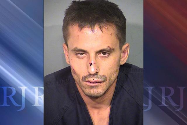 Joshua Chavira, 33 (Las Vegas Metropolitan Police Department)