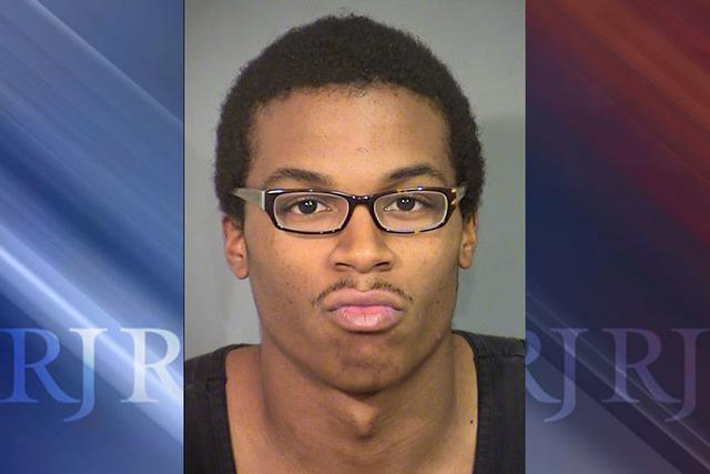 Lee Dominic Sykes, 20 (Las Vegas Metropolitan Police Department)