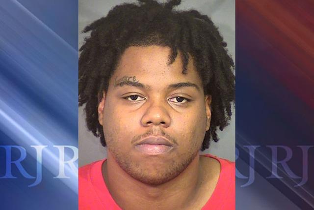 Ray Charles Brown, 22 (Las Vegas Metropolitan Police Department)