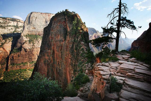 Zion National Park (Las Vegas Review-Journal file)