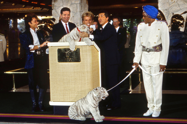 siegfried and roy casino