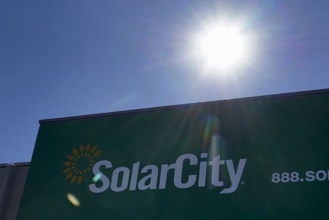SolarCity building in Denver (Rick Wilking/Reuters)