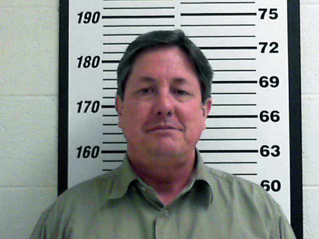 Lyle Jeffs, shown Feb. 23, 2016, has fled his Salt Lake City home confinement after being let out of jail on June 9, 2016, pending trial on accusations he helped orchestrate a multimillion-dollar  ...