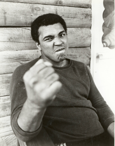 Muhammad Ali  (Las Vegas Review-Journal File)