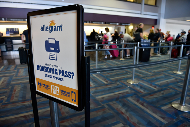 Allegiant Launching New Las Vegas Service To Florida New