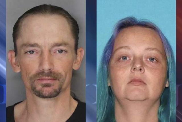 """Jason """"Travis"""" Simon and Sarah Joy VanOcker-Dunn (The National Center for Missing and Exploited Children)"""