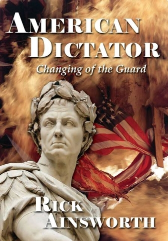 "Henderson author Rick Ainsworth follows a popular Florida governor to the White House in ""American Dictator: Changing of the Guard."" Special to View"