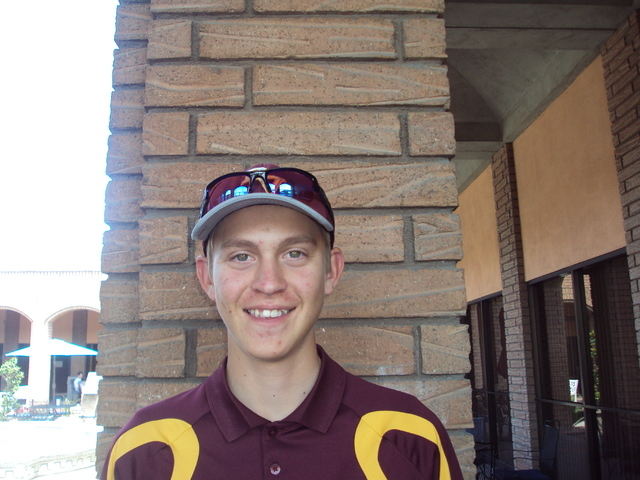 Austen Ancell, Pahrump Valley: The sophomore shot 1-over 145 to finish second in the Division I-A state tournament. He finished second in the Southern Region tournament.
