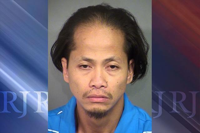 Bernardino Santiago (Las Vegas Metropolitan Police Department)