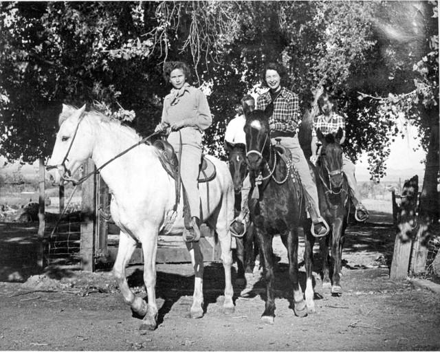 Boulderado Ranch, late 40s (UNLV Library Special Collections)