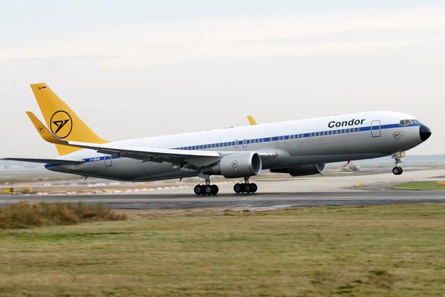 (Condor Airlines/Facebook)