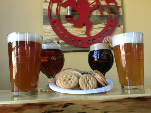 The Girl Scouts of Southern Nevada plan to host Cookies & Kegs from 5 to 9 p.m. June 22 at Lovelady Brewing Co., 20 S. Water St. Special to View