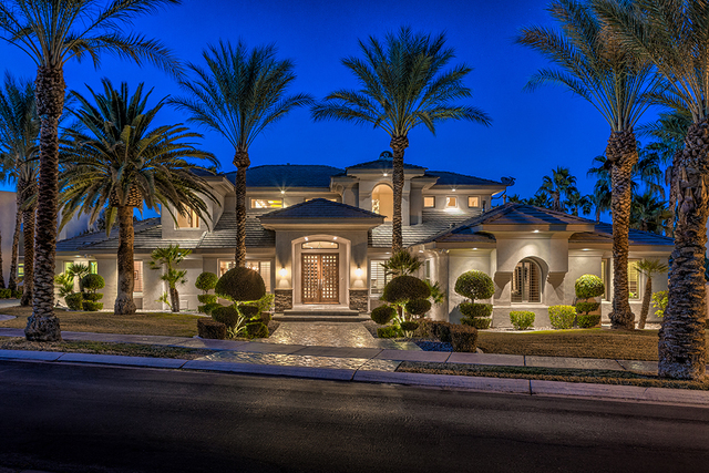 This Grand Legacy 5,129-square-foot, two-story home is listed for $1.5 million through Luxury Estates International. (COURTESY OF LUXURY ESTATES INTERNATIONAL)