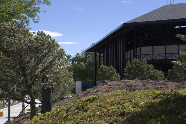 """The Utah Shakespeare Festival's new Engelstad Shakespeare Theatre will host three productions — """"Henry V,"""" """"Much Ado About Nothing"""" and """"The Three Musketeers"""" — when the festival's 55th annual ..."""