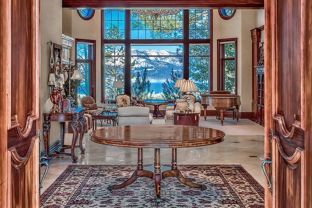 COURTESY The 31-acre estate is listed for $59 million.