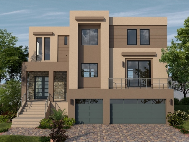 American West Is Offering The Madison Its First Contemporary Home In New Fox Hill