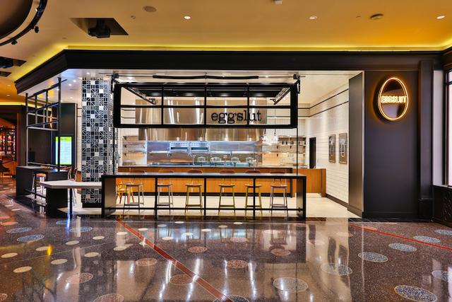 Eggslut's new location inside the Cosmopolitan in Las Vegas on Wednesday, June 8, 2016. (Courtesy Cosmopolitan of Las Vegas)