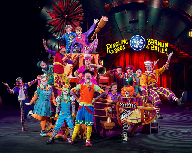 Ringling Bros. and Barnum & Bailey is set to present Circus XTREME June 16-19 at the Thomas & Mack Center. Special to View