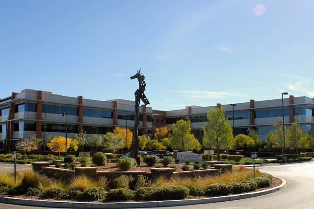 The College of Medicine will be based on Roseman University's Summerlin campus. (Courtesy Roseman University)
