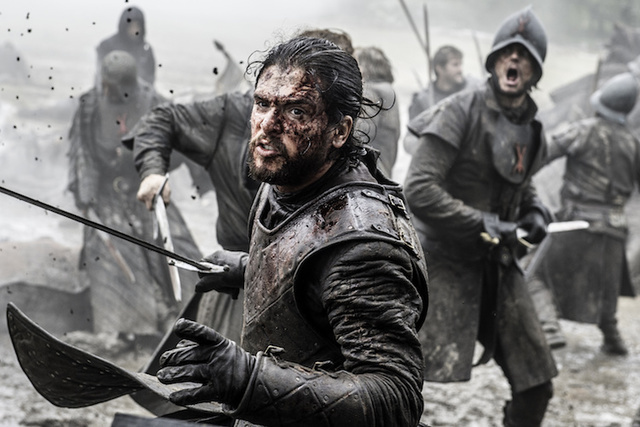 """HBO, Kit Harington portrays Jon Snow in a scene from """"Game of Thrones."""" Fans will have the chance to immerse themselves in their favorite show in Nashville next summer. (Helen Sloan/HBO/AP)"""