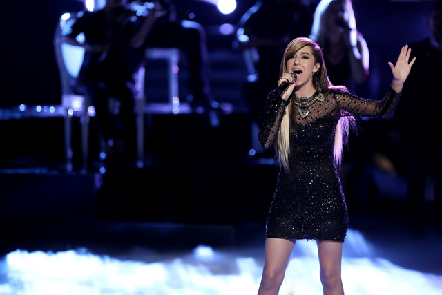 "Following the shooting death of former ""Voice"" contestant Christina Grimmie June 11, some Las Vegas hotels are beefing up security around entertainers. (Courtesy/Tyler Golden, NBC)"